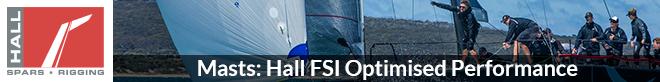 Hall Spars - Mast