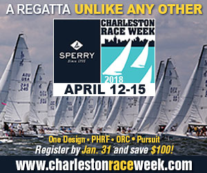 Sperry Charleston Race Week 2018 MPU v2