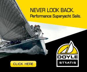 Doyle Sails NZ - Never Look Back - 250