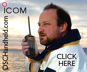 ICOM UK DSC Handheld