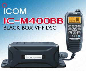 ICOM UK M400BB