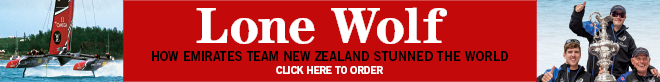 Sail World NZ Lone Wolf