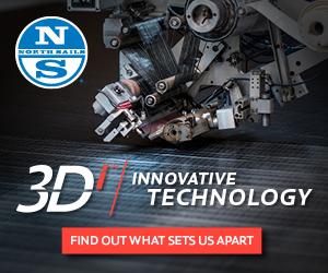 North Sails 3Di Tech 300x250