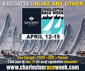 Sperry Charleston Race Week 2018 MPU