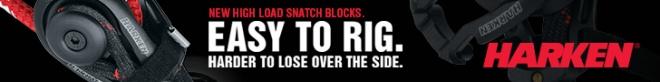 Harken AUS HL Snatch Block 660x82
