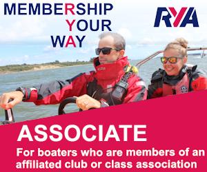 RYA Membership - Associate 2017