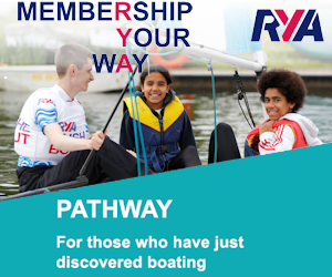 RYA Membership - Pathway 2017