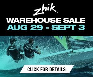 Zhik Warehouse Sale 300x250