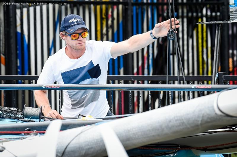 The first Foiling Week Forum starts in Sydney at Woollahra Sailing Club - photo © Martina Orsini / Foiling Week