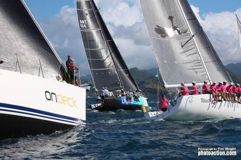 Sailing-Stream.fr ⚓ United Nations of Island Water World Grenada Sailing Week ⚓ Voiliers