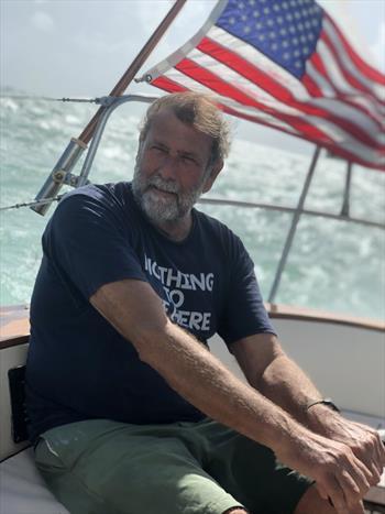 Sailing-Stream.fr ⚓ Une entrevue avec Guy deBoer sur ses préparatifs pour la Golden Globe Race 2022 - GGR 2022 ⚓ Voiliers