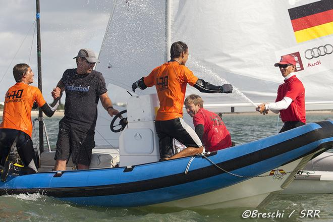 470 Junior Worlds Championships © Christophe Breschi