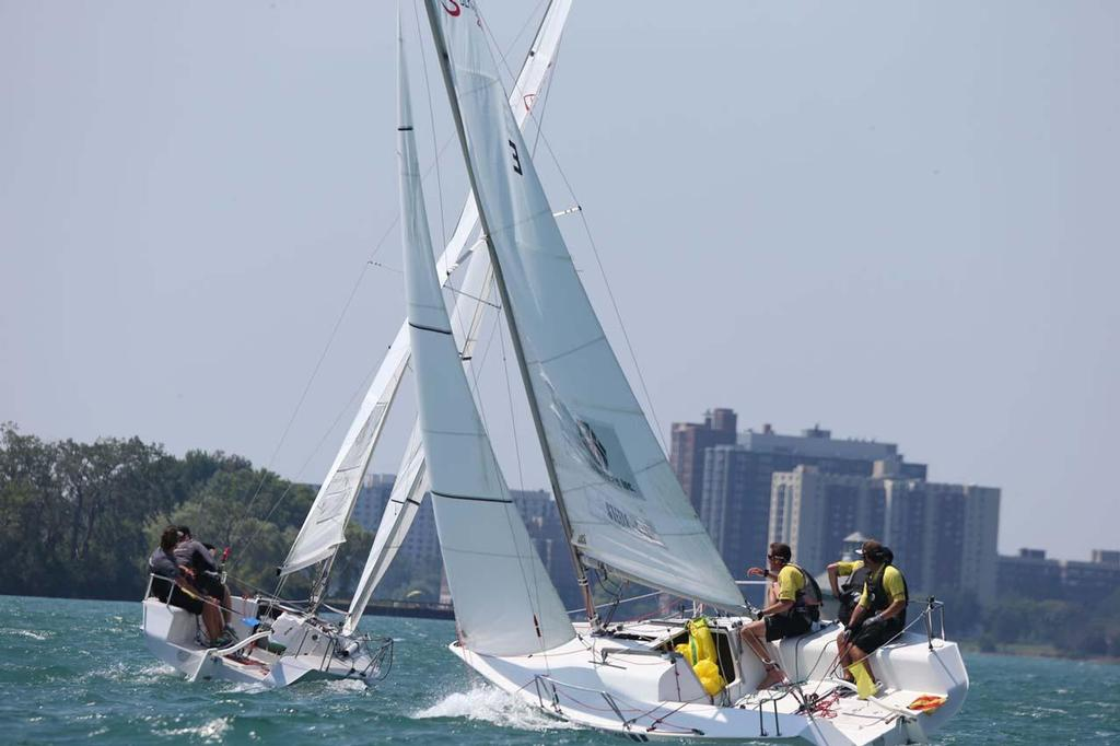 2013 Detroit Cup © Isao Toyama