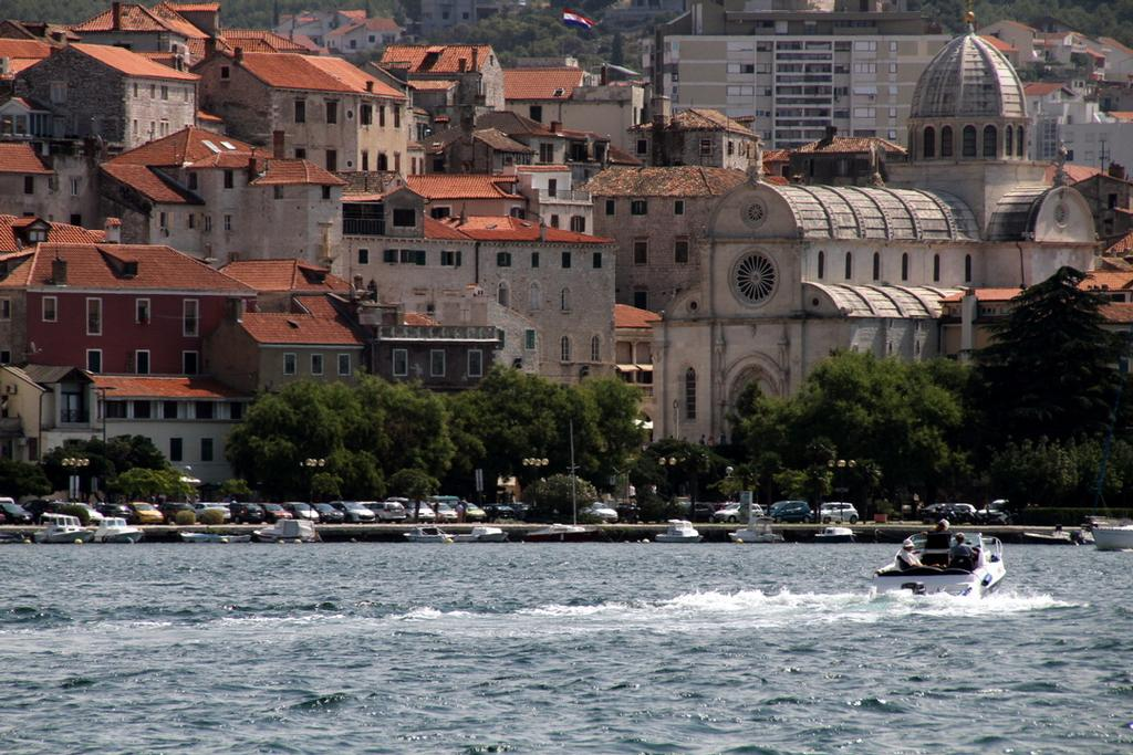 Historic city of Sibenik is one of the highlights of the destination - Croatia Kornati Yacht Rally © Trevor Joyce http://marinerboating.com.au