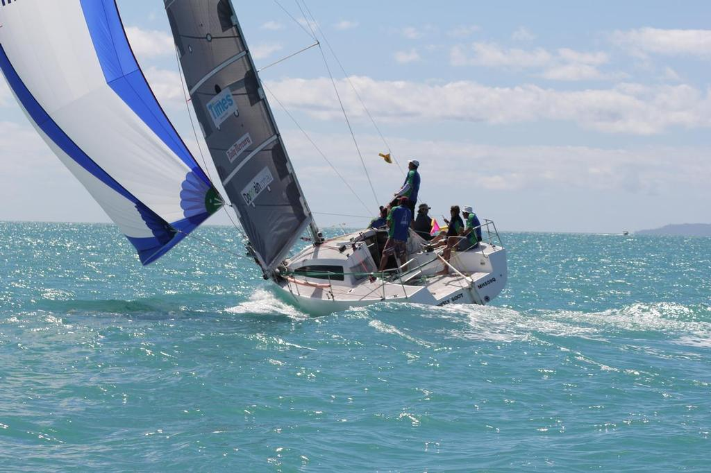 Wobbly Boot - Abell Point Marina Airlie Beach Race Week 2013 © Sail-World.com http://www.sail-world.com