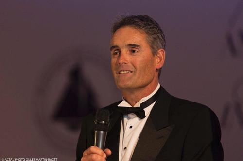 Russell Coutts leads the ACEA charged with Event Organisation for the 35th America's Cup © ACEA - Photo Gilles Martin-Raget http://photo.americascup.com/