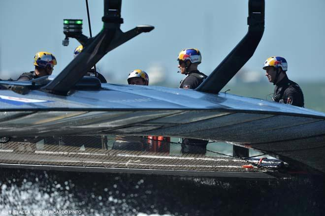 ORACLE Team USA vs Emirates Team New Zealand, Race Day 6 © ACEA / Ricardo Pinto http://photo.americascup.com/