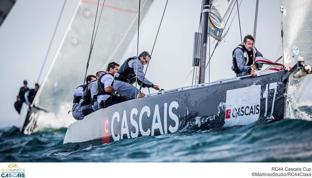 Team Cascais-Aleph Racing © MartinezStudio.es http://www.rc44.com