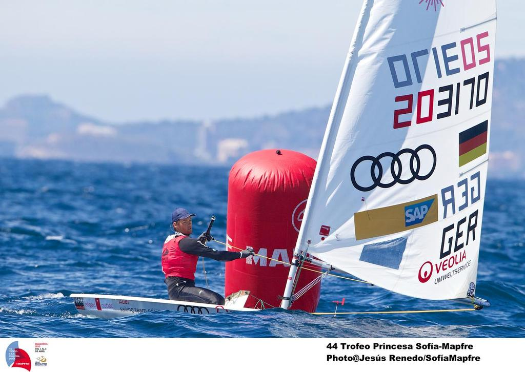 Germany - Laser Standard Men's World Championships © Jesus Renedo / Sofia Mapfre http://www.sailingstock.com