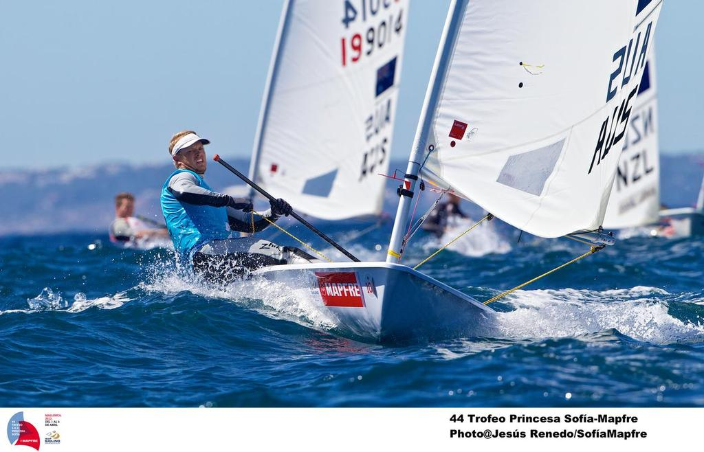 Australia and New Zealand Laser Standard Men's World Championships © Jesus Renedo / Sofia Mapfre http://www.sailingstock.com