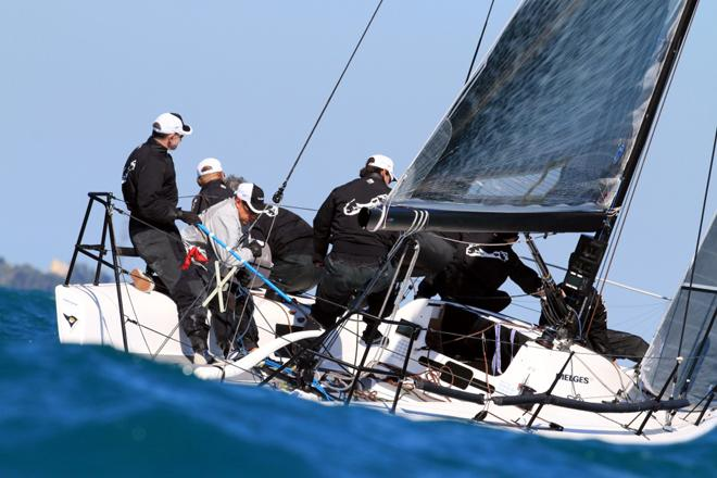 Alec Cutler, Hedgehog - 2014 Quantum Key West Race Week © JOY - International Melges 32 Class Association http://melges32.com/