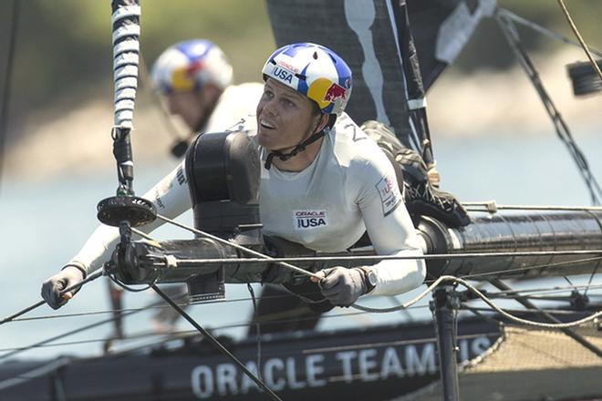 Race Day 1 / ACWS Newport / ORACLE TEAM USA / Newport (USA) / 28-06-2012***Race Day 1 / ACWS Newport / ORACLE TEAM USA / Newport (USA) / 28-06-2012 © Guilain Grenier Oracle Team USA http://www.oracleteamusamedia.com/