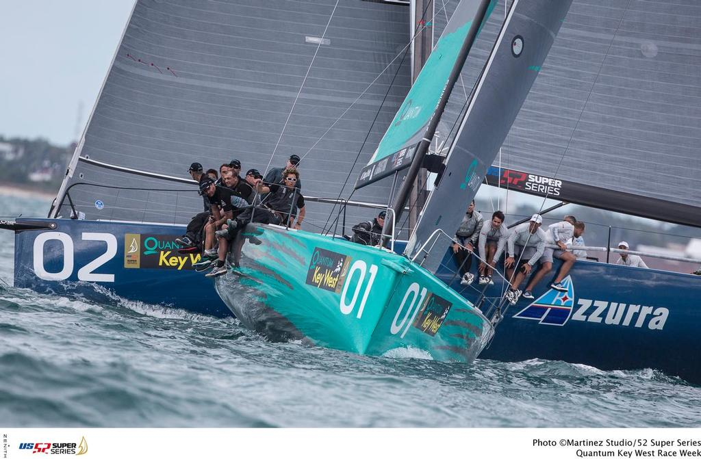 Quantum Key West Race Week<br /> 52 Super Series &copy; Martinez Studio/52 Super Series