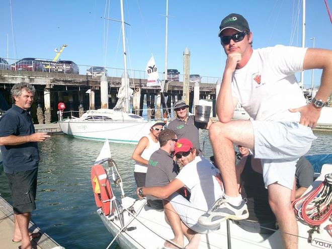 BOI Debrief - Bay of Islands Sailing Week © Various Incl Will Calver and Lesley Haslar