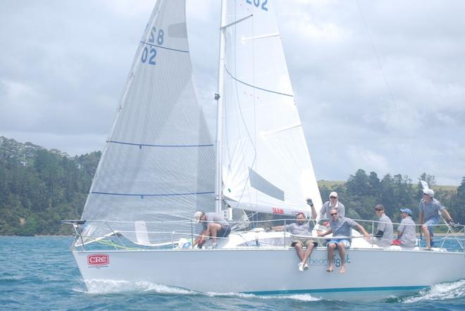 3rd Heartlight - Bay of Islands Sailing Week © Various Incl Will Calver and Lesley Haslar