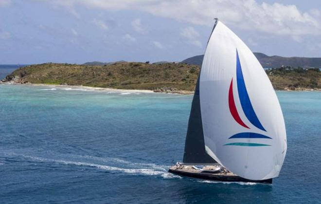 Nilaya - Loro Piana Caribbean Superyacht Regatta and Rendezvous 2014 © C/Sualo Borlenghi/ Superyacht Media