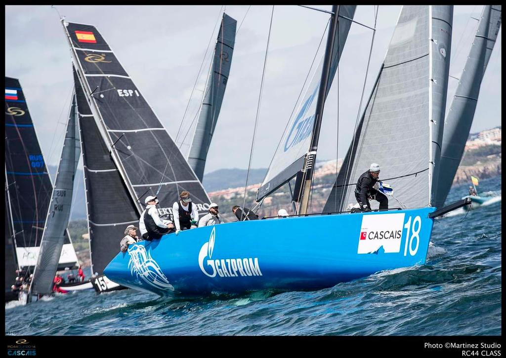RC44 Cascais Cup - Bronenosec Sailing Team © RC44 Class/MartinezStudio.es