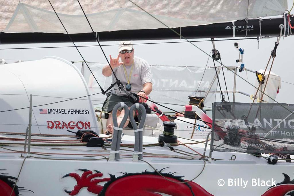 Dragon - 2014 Atlantic Cup © Billy Black http://www.BillyBlack.com