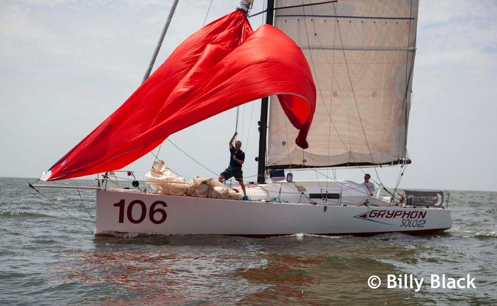 GryphonSolo2 - 2014 Atlantic Cup © Billy Black http://www.BillyBlack.com
