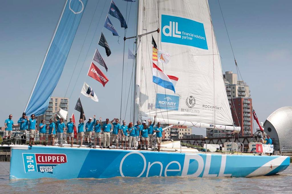 2013-14 Clipper Round the World Yacht Race © Clipper Ventures