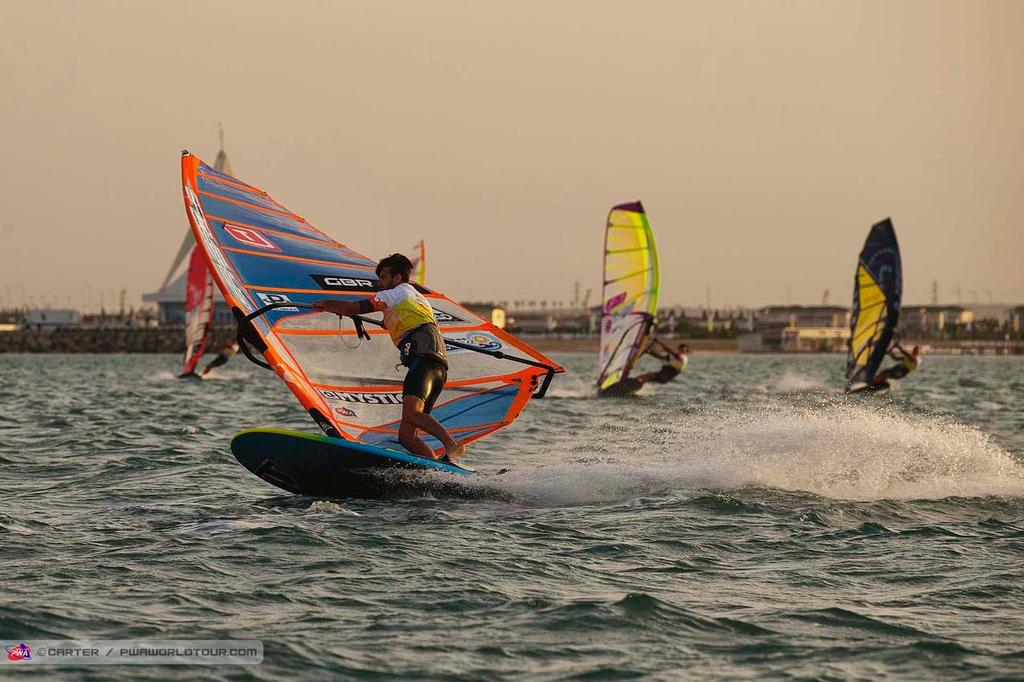 Ross Williams - 2014 PWA Awaza World Cup, Day 2 ©  Carter/pwaworldtour.com http://www.pwaworldtour.com/