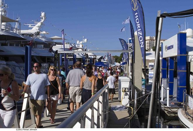 Fort Lauderdale International Boat Show © Forest Johnson