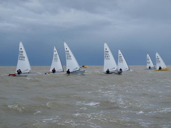 OK Dinghy Nationals Championship 2014 © Hikingbench