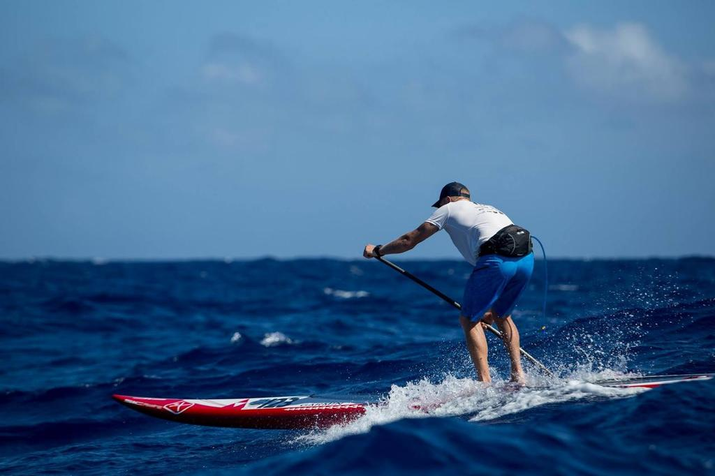 - Jimmy Spithill - M20 Race - Hawaii © James Spithill