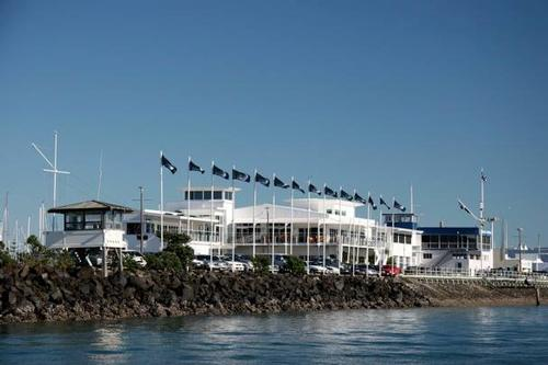 Royal New Zealand Yacht Squadron, Westhaven NZ © RNZYS Media