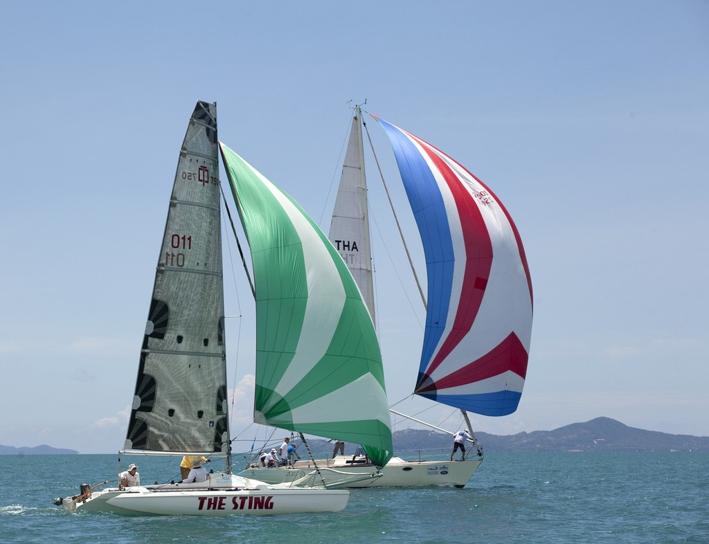 Top of the Gulf Regatta 2011 - halcyon days, perfect sailing conditions © Guy Nowell/Top of the Gulf