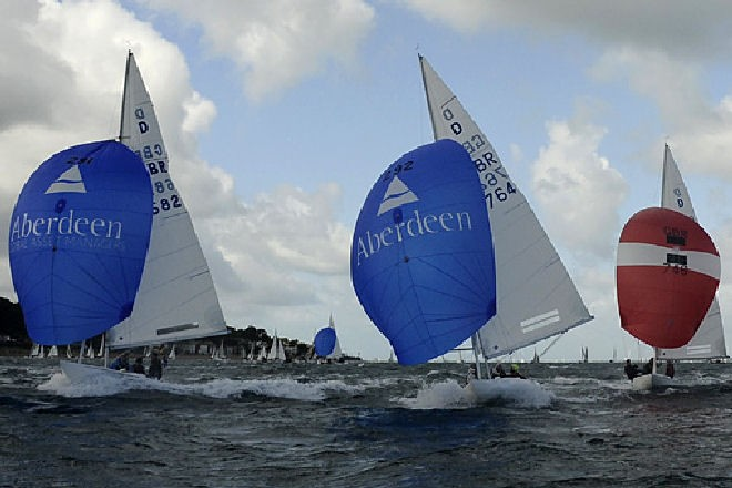 Aberdeen Asset Management Cowes Week 2011 © Getty Images