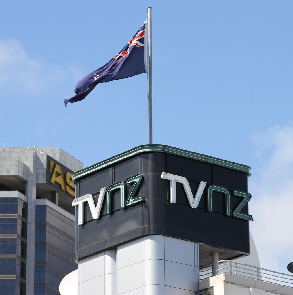 Television NZ is the longest standing America's Cup TV broadcaster and has carried live coverage of all racing since 1988 and Semi-finals onwards in 1986/87 © SW