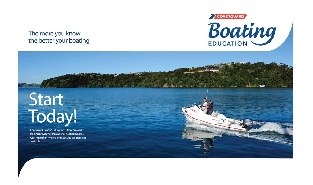 Coastguard Boating Education © Coastguard Boating Education http://www.cbes.org.nz/
