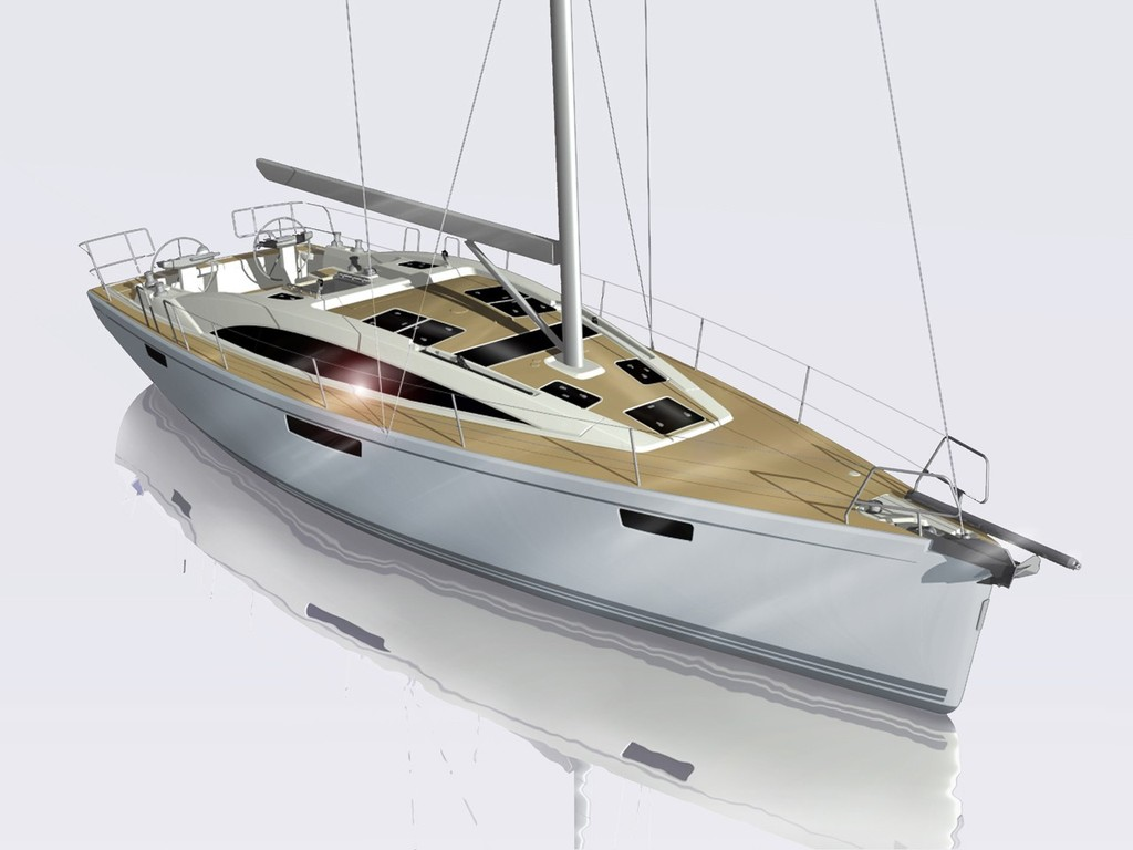 Bavaria Yachts Vision range V46 © North South Yachting http://www.northsouthyachting.com.au