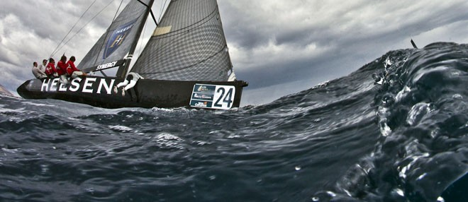 Synergy - RC44 Puerto Calero Cup © Carlo Borlenghi http://www.carloborlenghi.com
