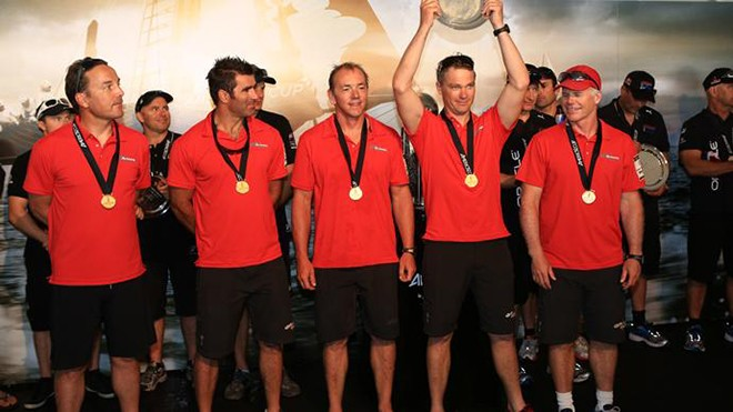 America's Cup World Series 2011-12 winner Oracle Team USA © ACEA - Photo Gilles Martin-Raget http://photo.americascup.com/