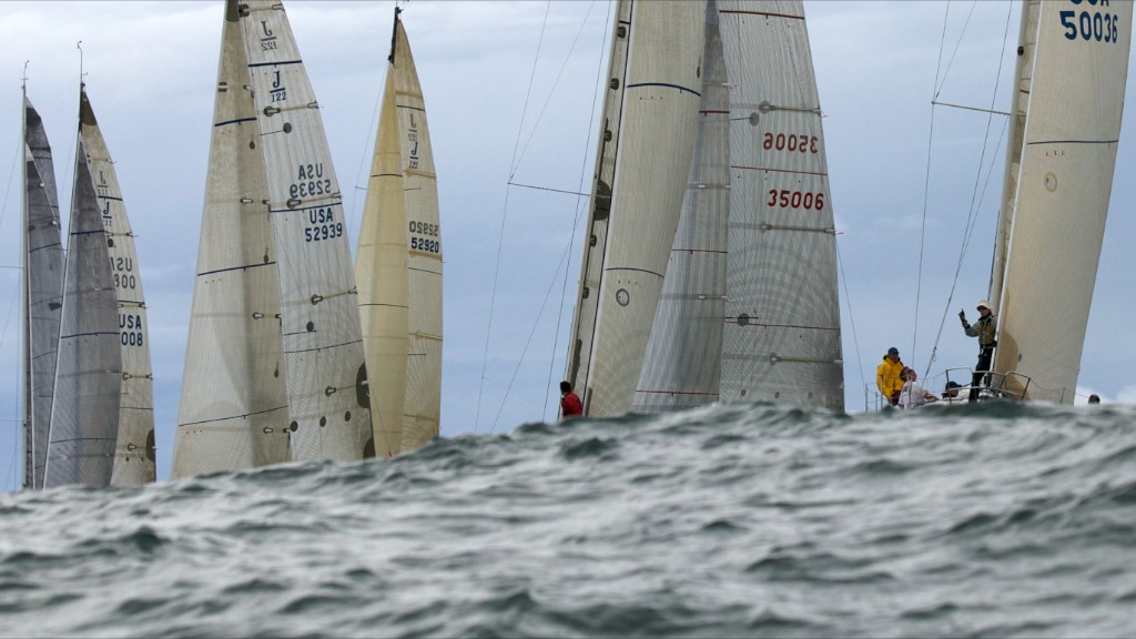 PHRF B Class start - Charleston Race Week © Meredith Block/ Charleston Race Week http://www.charlestonraceweek.com/