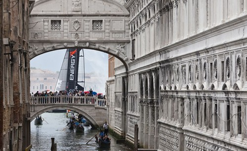 ACWS Venice - Final day in Venice<br /> Energy Team &copy; Carlo Borlenghi http://www.carloborlenghi.com
