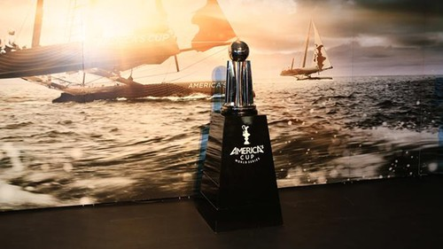 America's Cup World Series Trophy © ACEA - Photo Gilles Martin-Raget http://photo.americascup.com/
