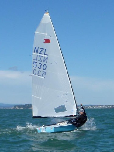 Ben Morrison - 2012 OK Interdominions and NZ Nationals, Wakatere BC April 2012 © NZ OK Dinghy Assoc